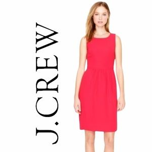 J. Crew- Fit and Flare Dress